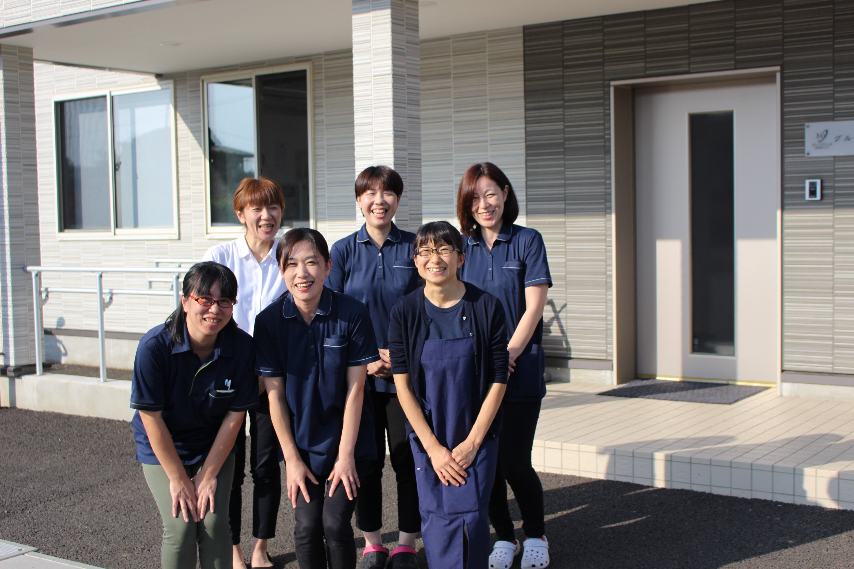 介護スタッフ_グループホームエムズ赤坂
